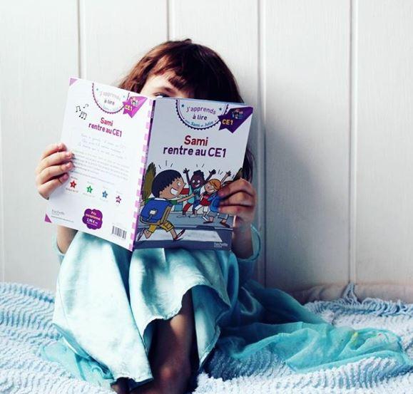 j'apprends à lire avec Sami et Julie @ourlittlefamily44